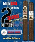 Cigar Rights of America Promo